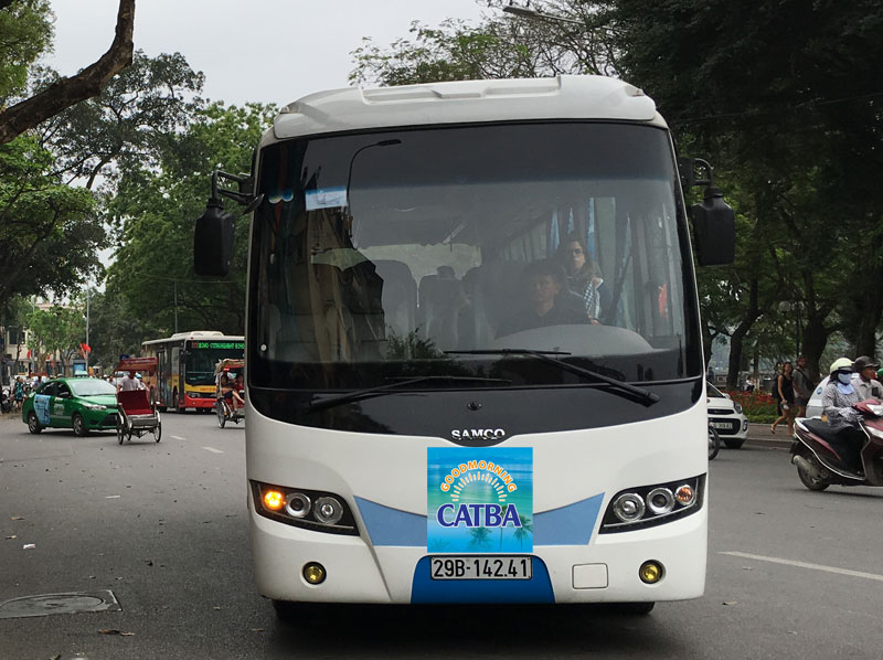 From Hanoi to Cat Ba