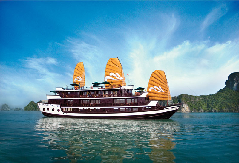 Best Halong Bay cruise trips
