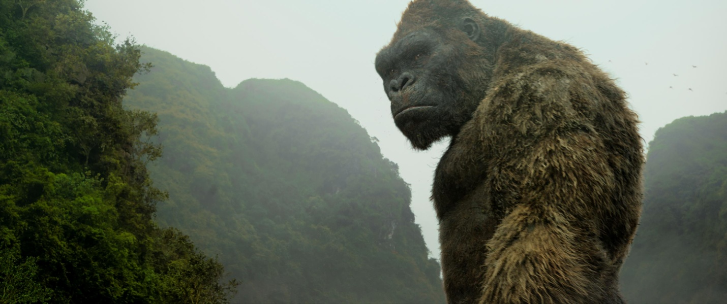 Halong Bay filming location for Kong Skull Island