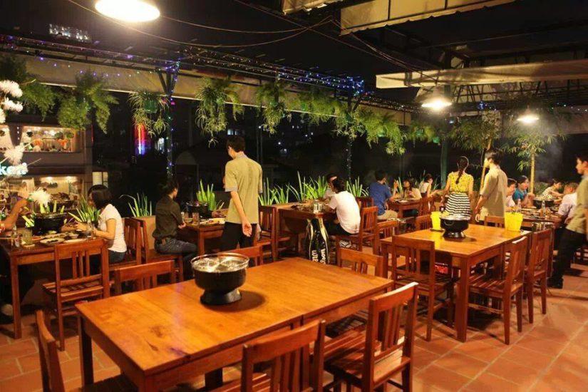 Hoa San Ho Restaurant
