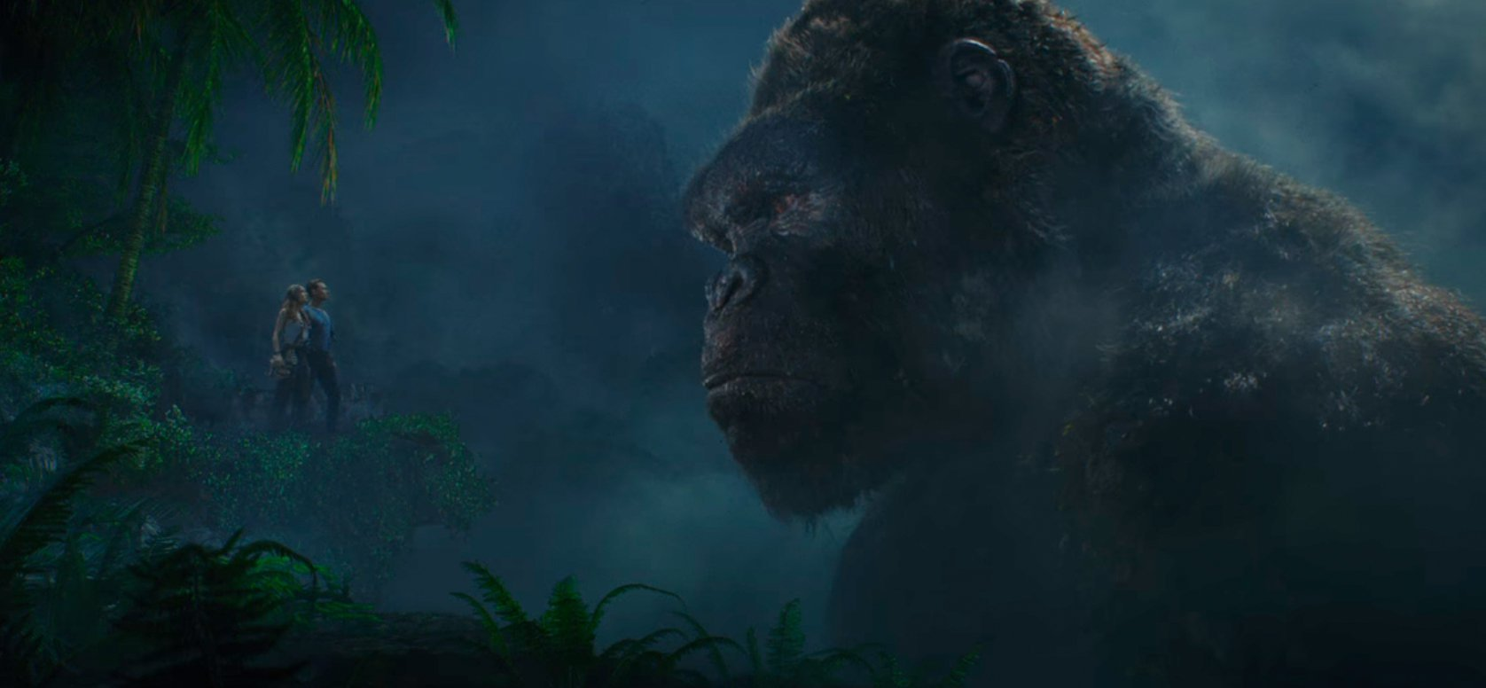 Kong skull island hot movie 2017