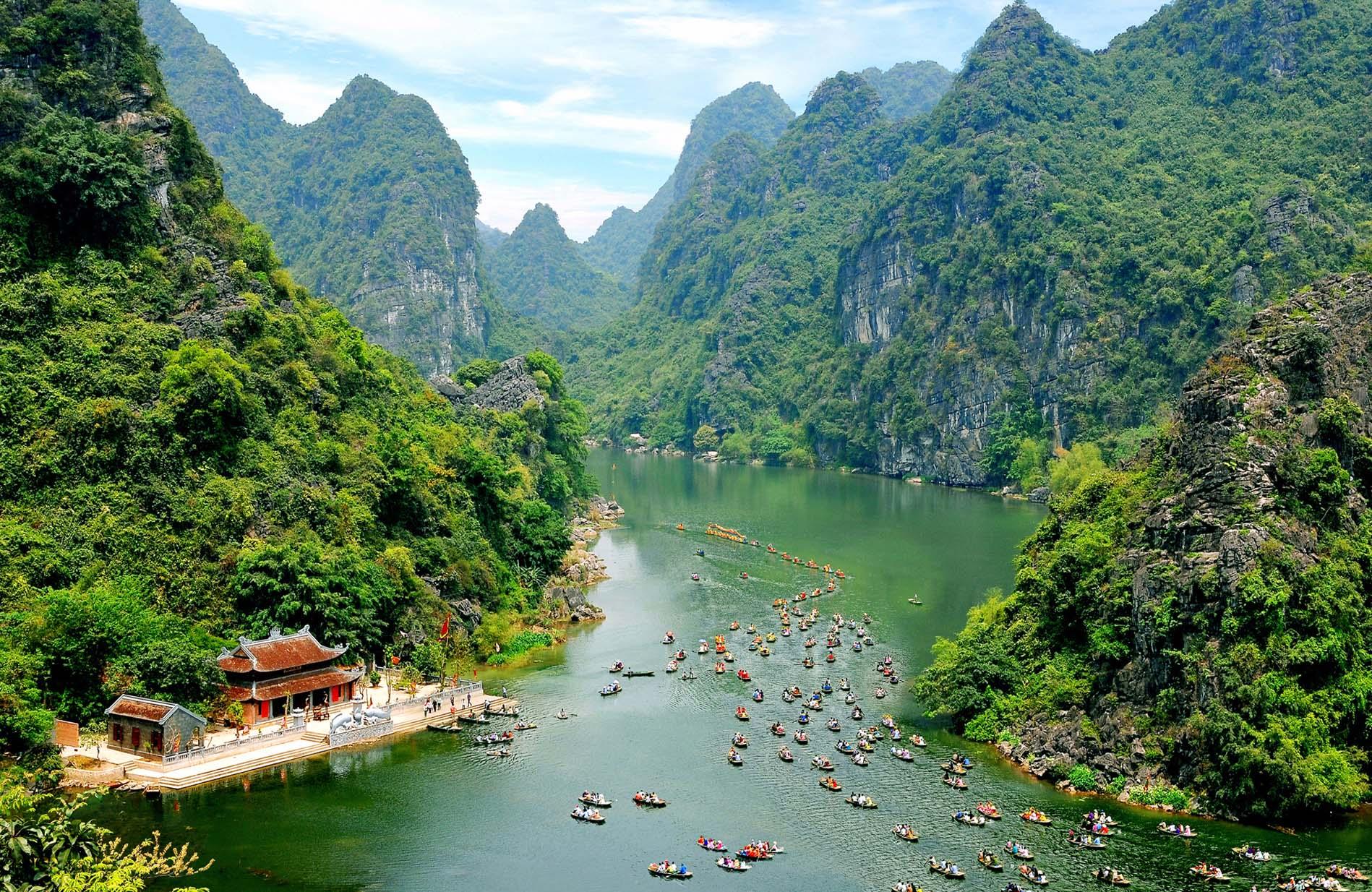 Ninh Binh – Microcosm of Vietnam