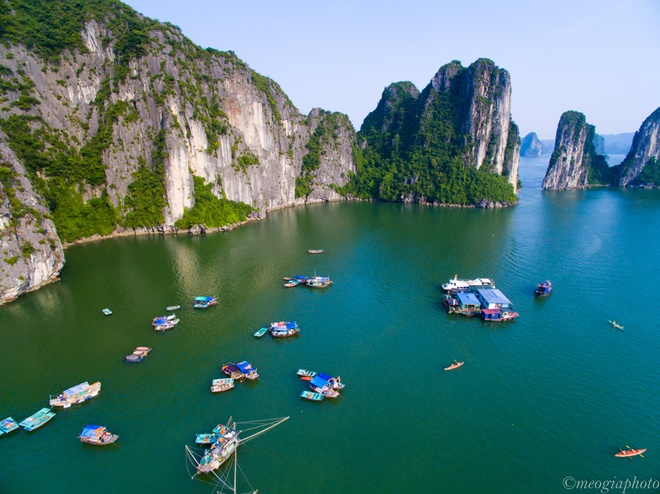 Ti Top island is attractive place in Halong