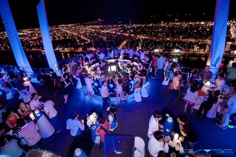 Amazing Sky Bar space in Da Nang