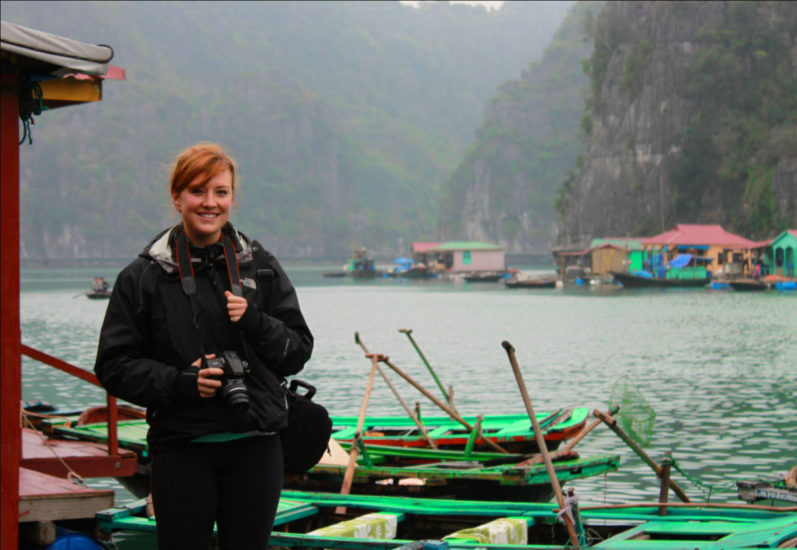Pack light for Halong Bay