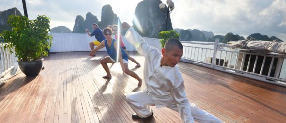 Find inner peace harmonizing with nature with Tai Chi exercises