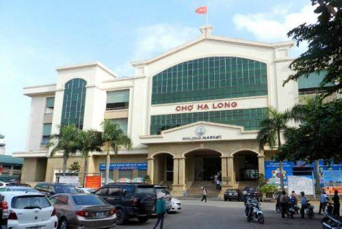 Halong-market