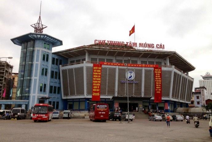 Mong Cai Market