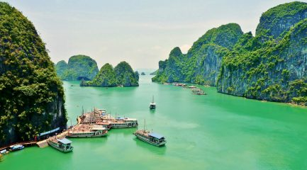 Is Halong Bay beautiful all year round?