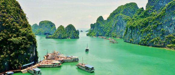 Halong Bay in September