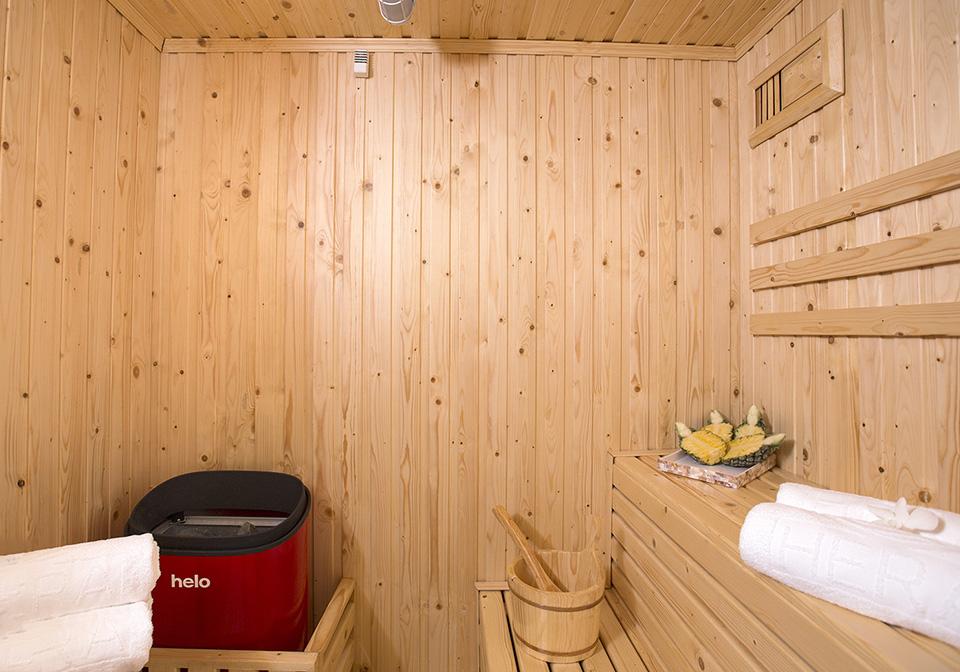 Hera Cruise Sauna