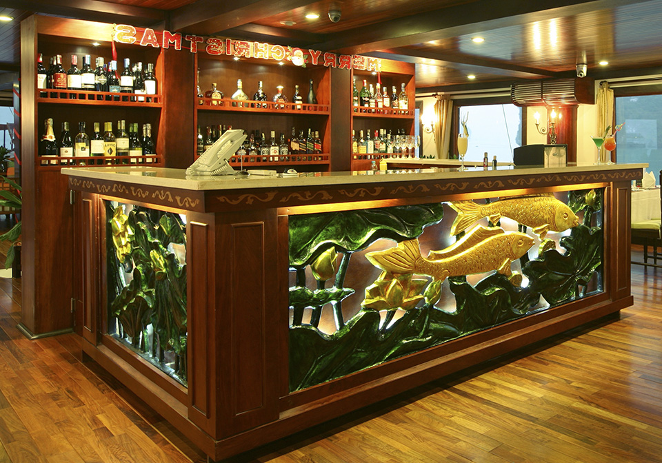Indochina Sails Premium Lounge 2