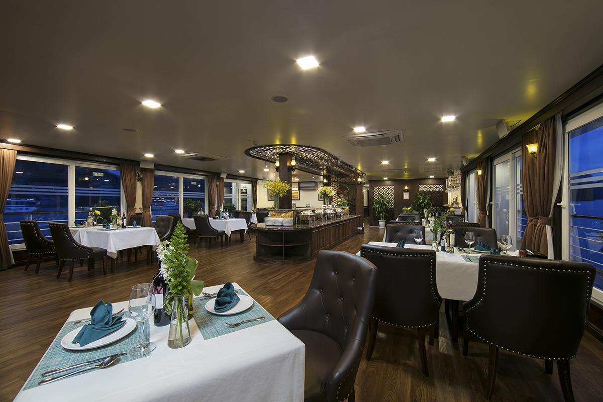 Mon Cheri Cruises restaurant 1