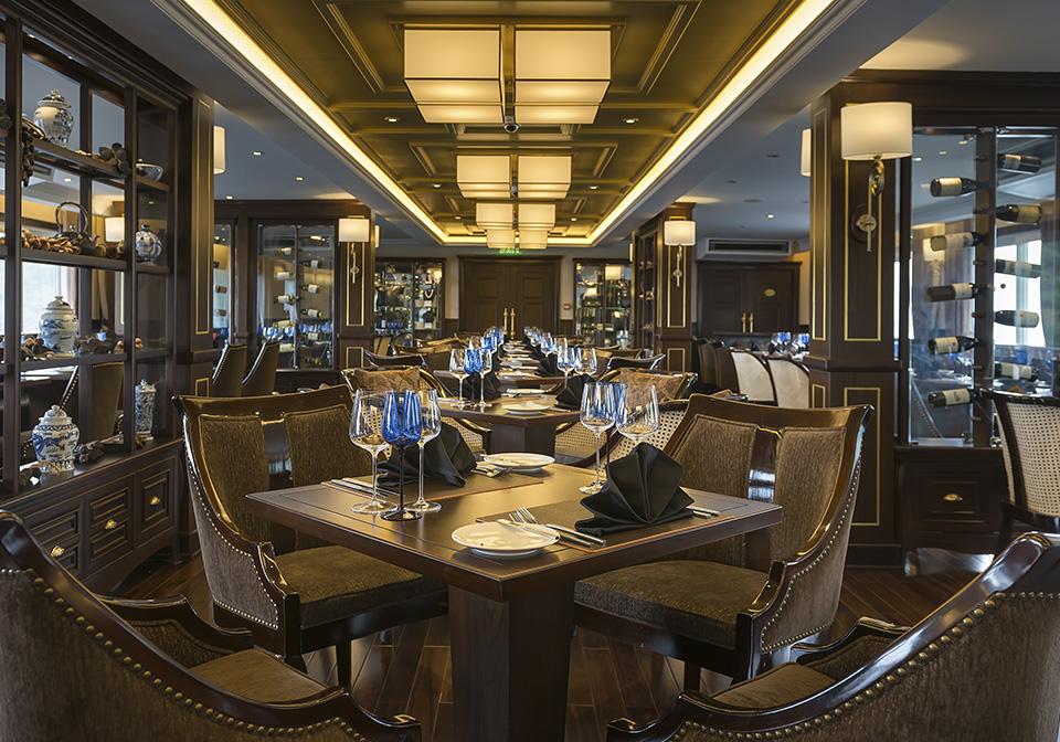 Paradise Elegance Cruise Restaurent2