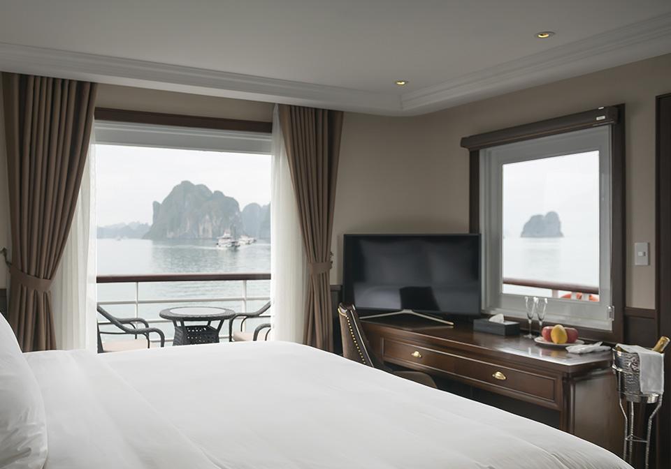 Paradise Elegance Cruise Suite
