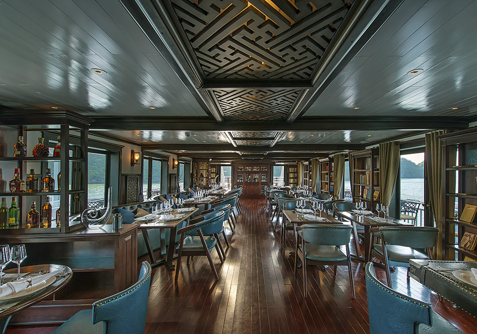 Paradise Luxury - Restaurant 2