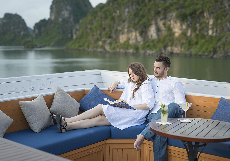 Paradise Luxury - Sundeck