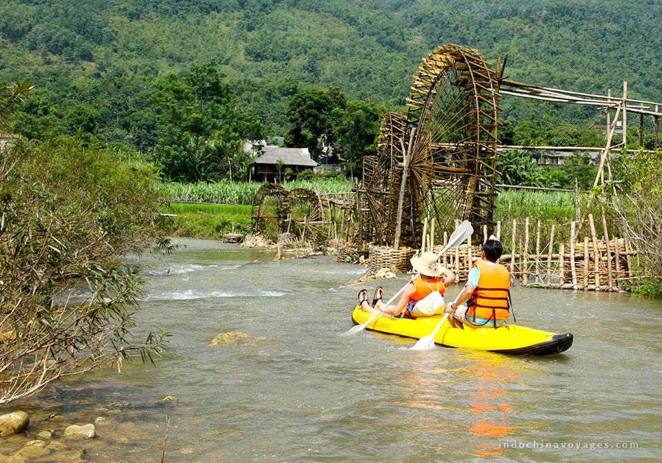 Tour Hanoi Halong Ninh Binh Pu Luong 6 Days