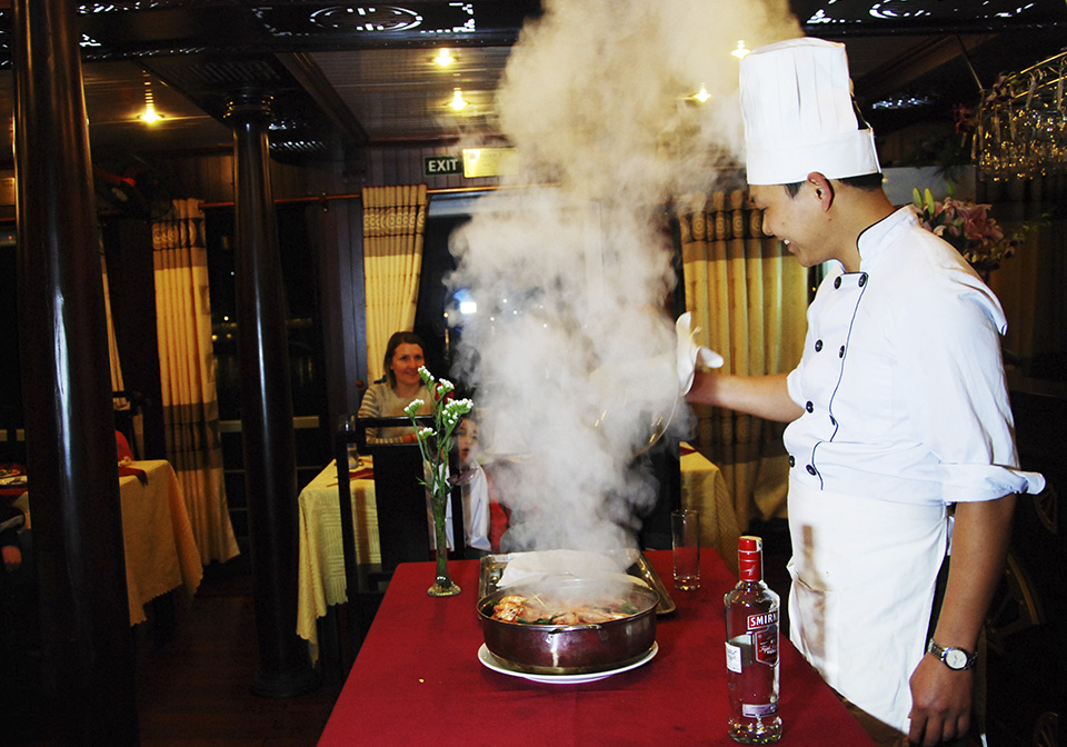 V_Spirit Cruise Cooking class