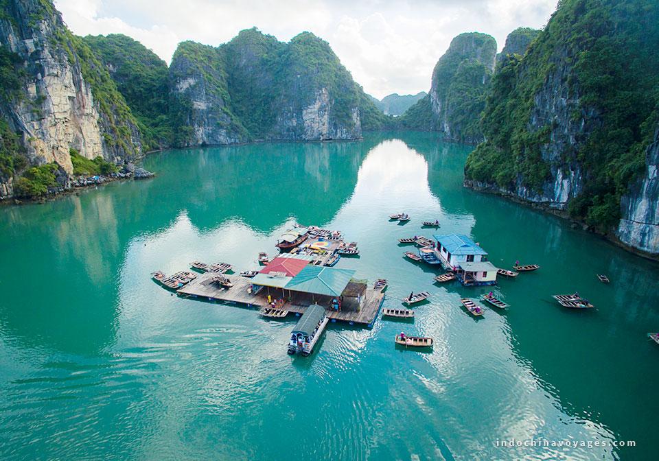 Viet Hai Fishing Village