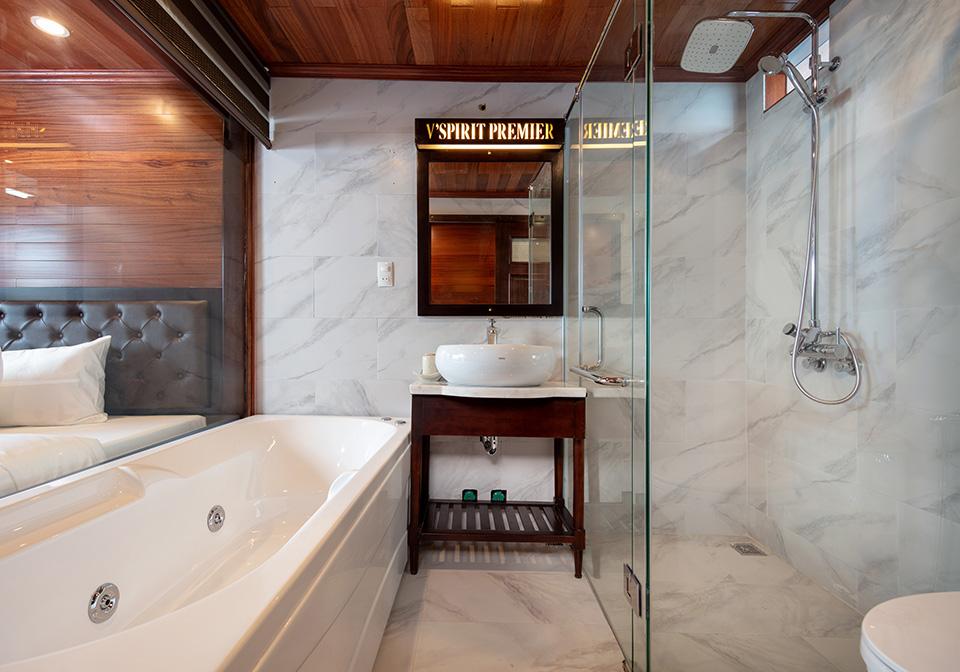 V'spirit Premium Suite Balcony