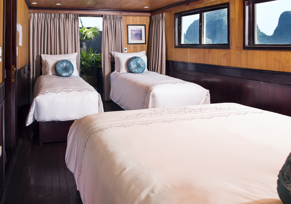 Aphrodite Cruise family suite