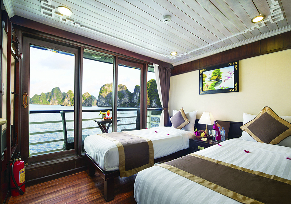 Apricot Cruise Halong Bay