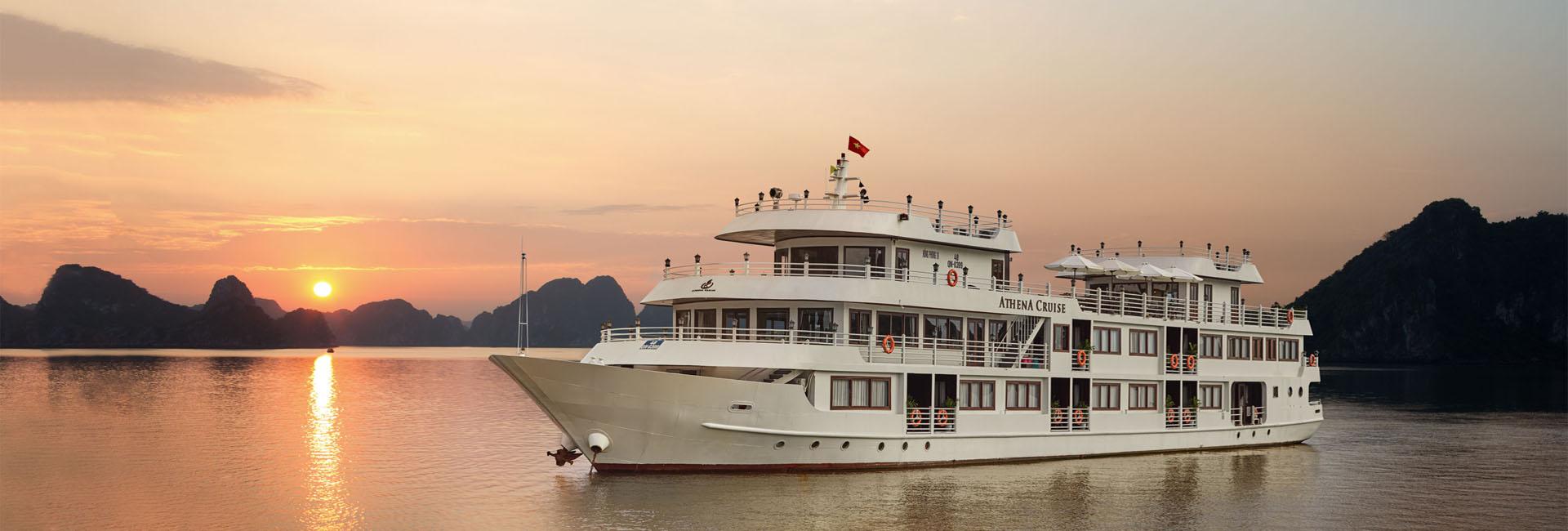 Athena Luxury Cruise banner