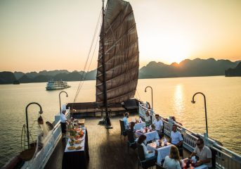 Bhaya Cruise for your unforgettable experience in Halong Bay