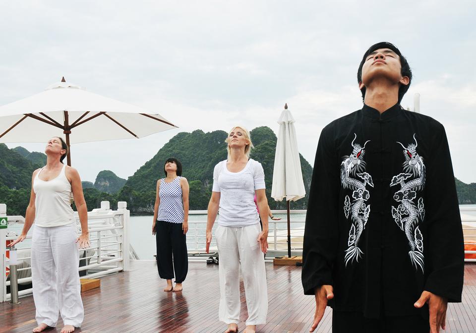 Bhaya Classic Cruise taichi