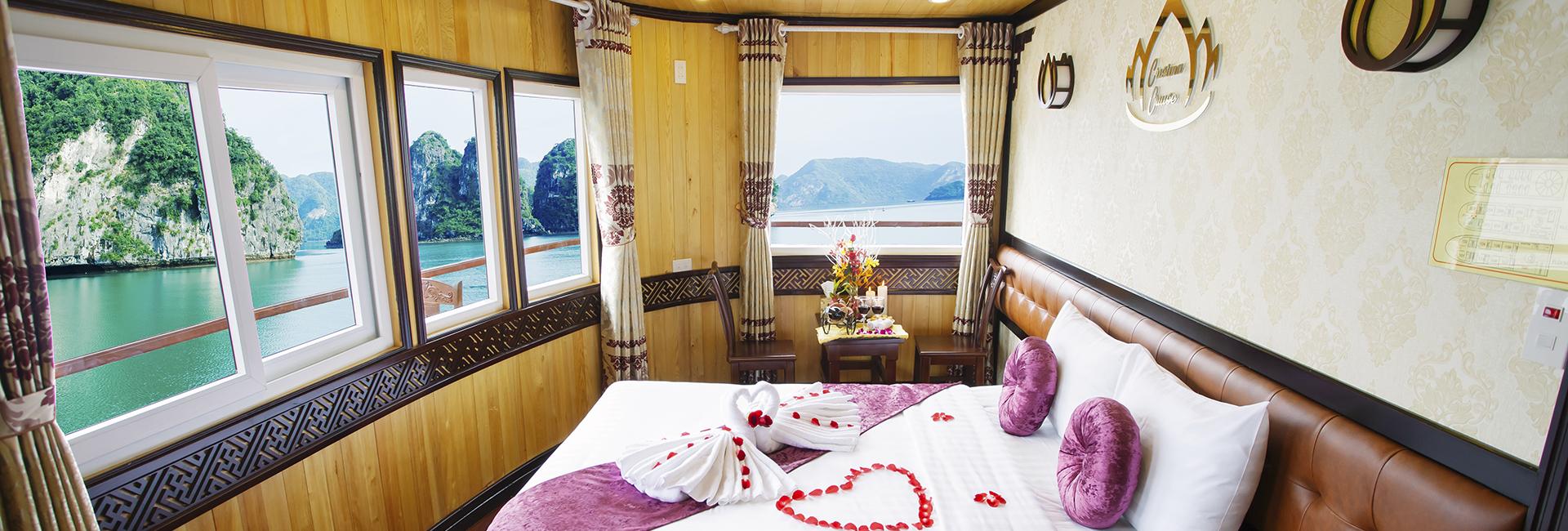 Cristina Diamond Cruise Honeymoon Banner