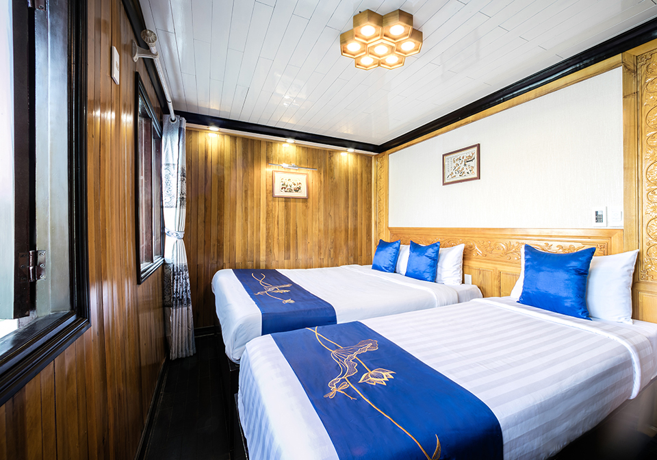 Grayline Cruise superior bouble