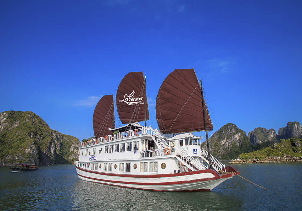 Halong Lavender Cruise Overview 2