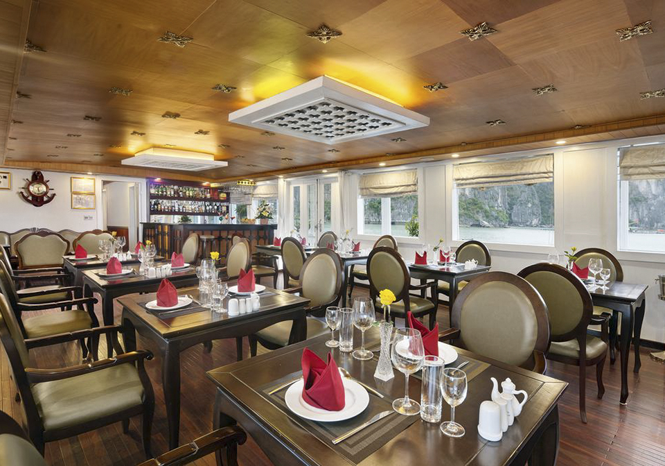 Halong Majestic Cruise Restaurant