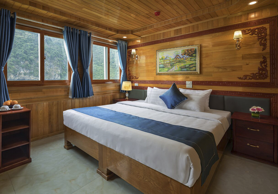 La Paci Cruise Double Room