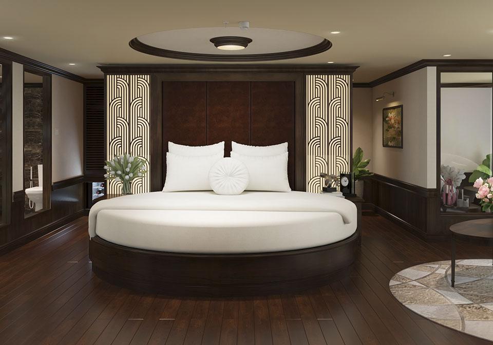Magaret Cruise Bedroom