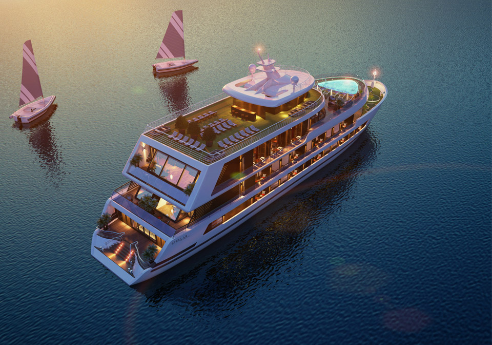 Stella of the sea view boat 1