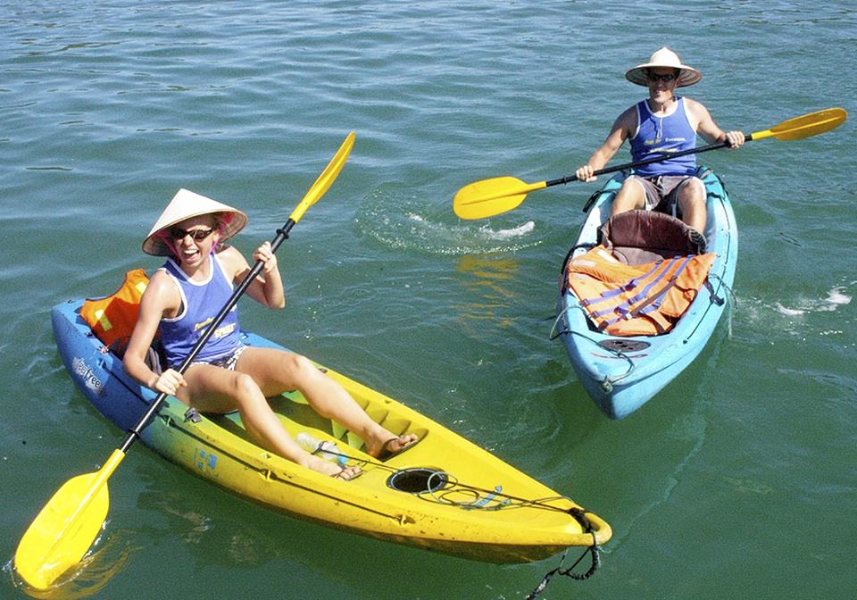 Victory Cruise Kayak 2