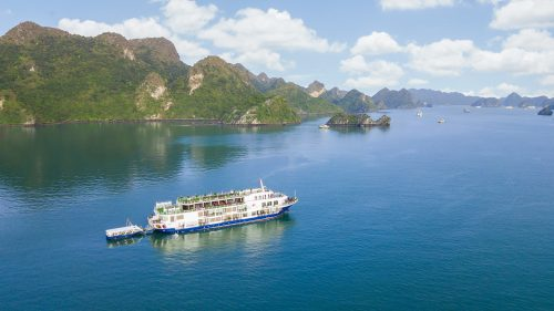 The amazing beauty of Halong Bay