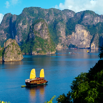 Best luxury cruises in Halong Bay for travelers on a tight budget