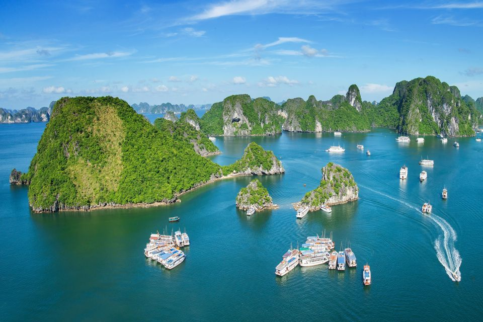 Lan Ha Bay - a destination of untouched beauty and thriving nature