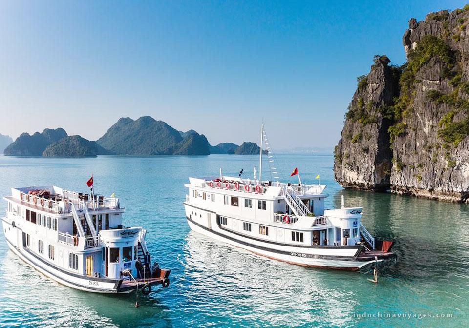 Ninh Binh to Halong Bay
