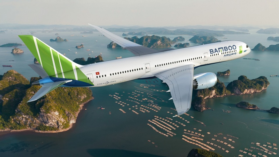Travelling with Bamboo Airways