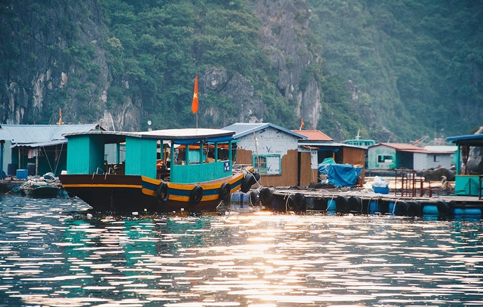 Top 6 things to do in Halong Bay