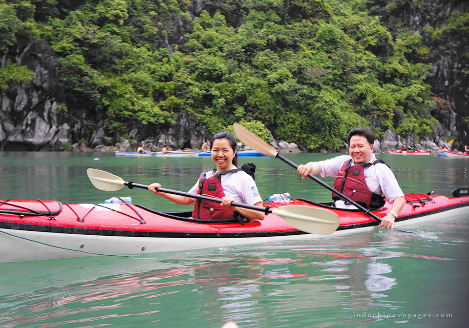 The Complete Info-Kit for Halong Bay kayaking