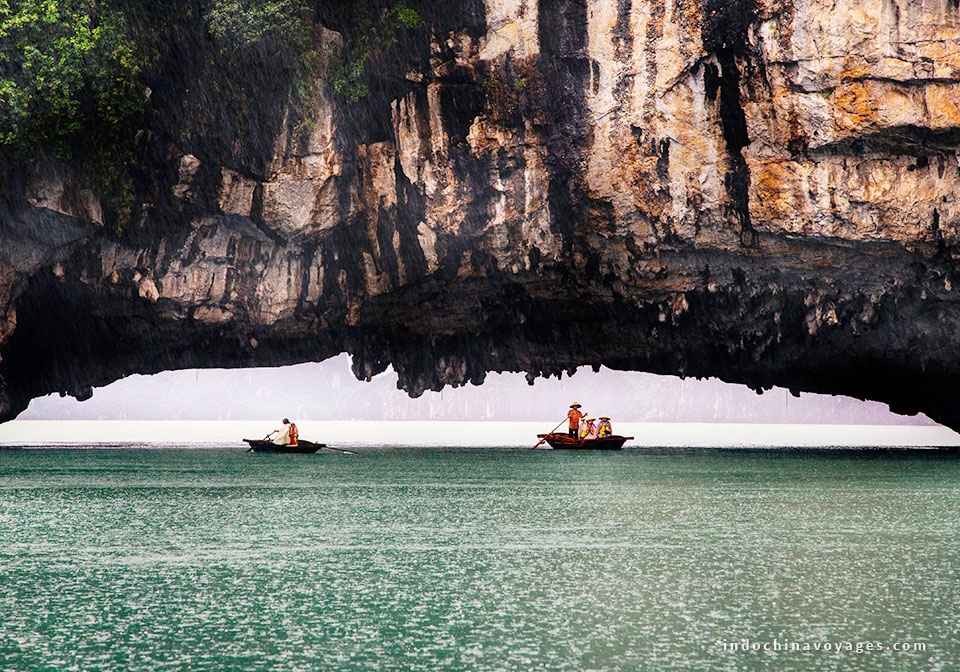 Caves Halong Bay Kayaking