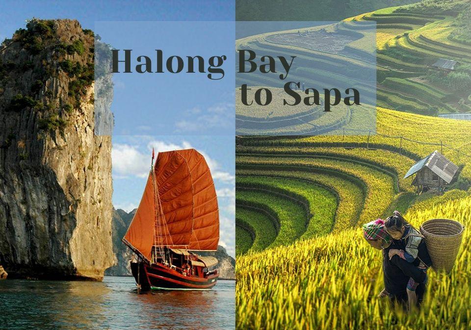 Halong Bay to Sapa